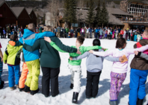 1,524 Kids On Snow Event at SOS Outreach