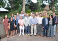 SOS Board of Directors at 25th anniversary kickoff party